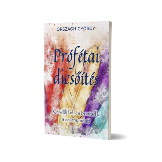 Prófétai dicsőítés könyv webshopban